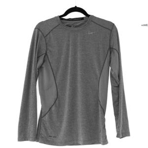 Nike Pro Combat Dri-Fit long sleeve, Size Small